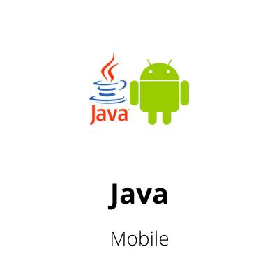 Logo Java mobile