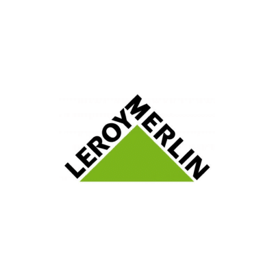 Logo client Linkvalue Leroy Merlin