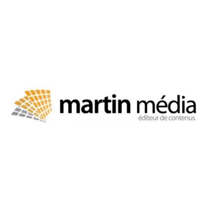 Logo client Linkvalue Martin média