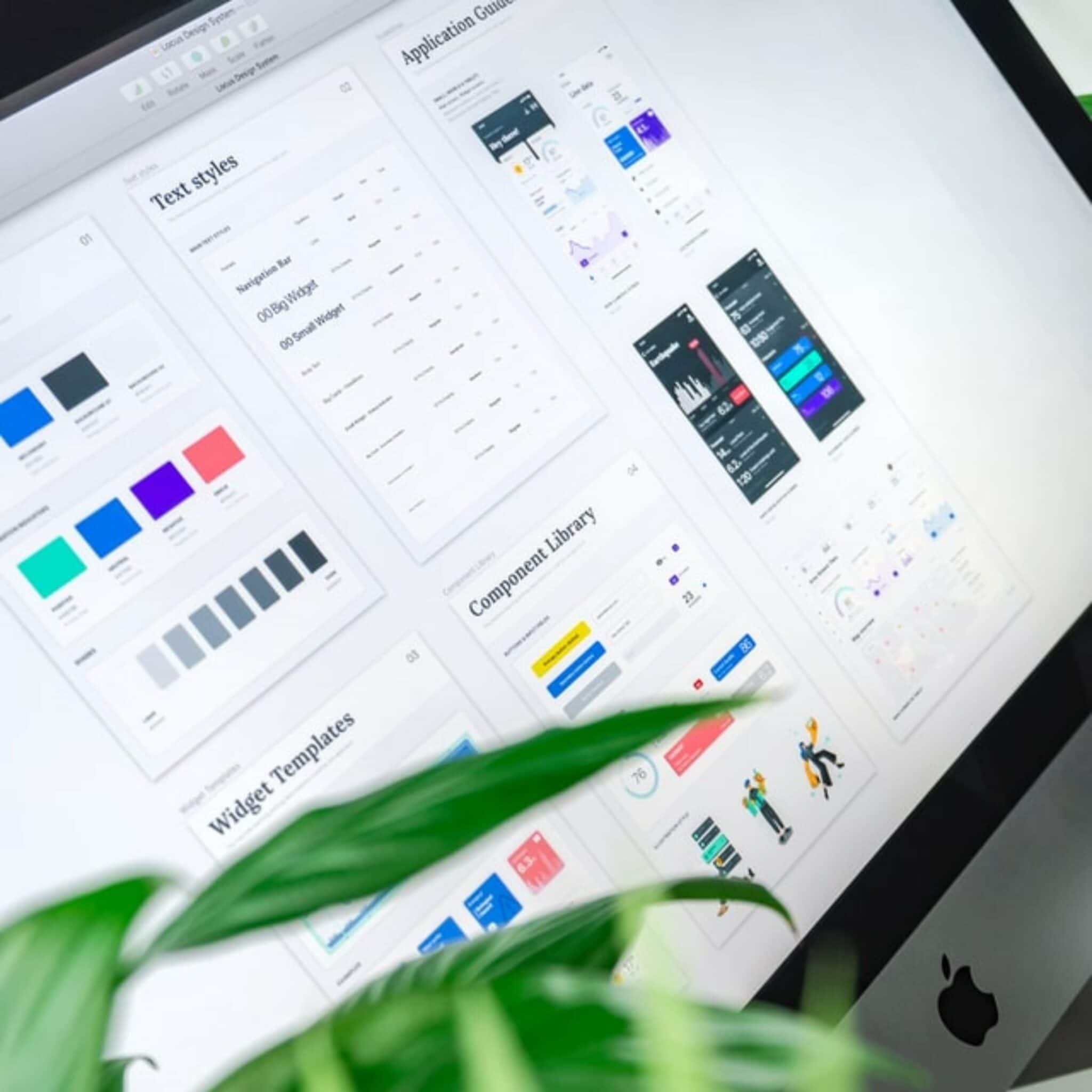 Blog Linkvalue - Design System