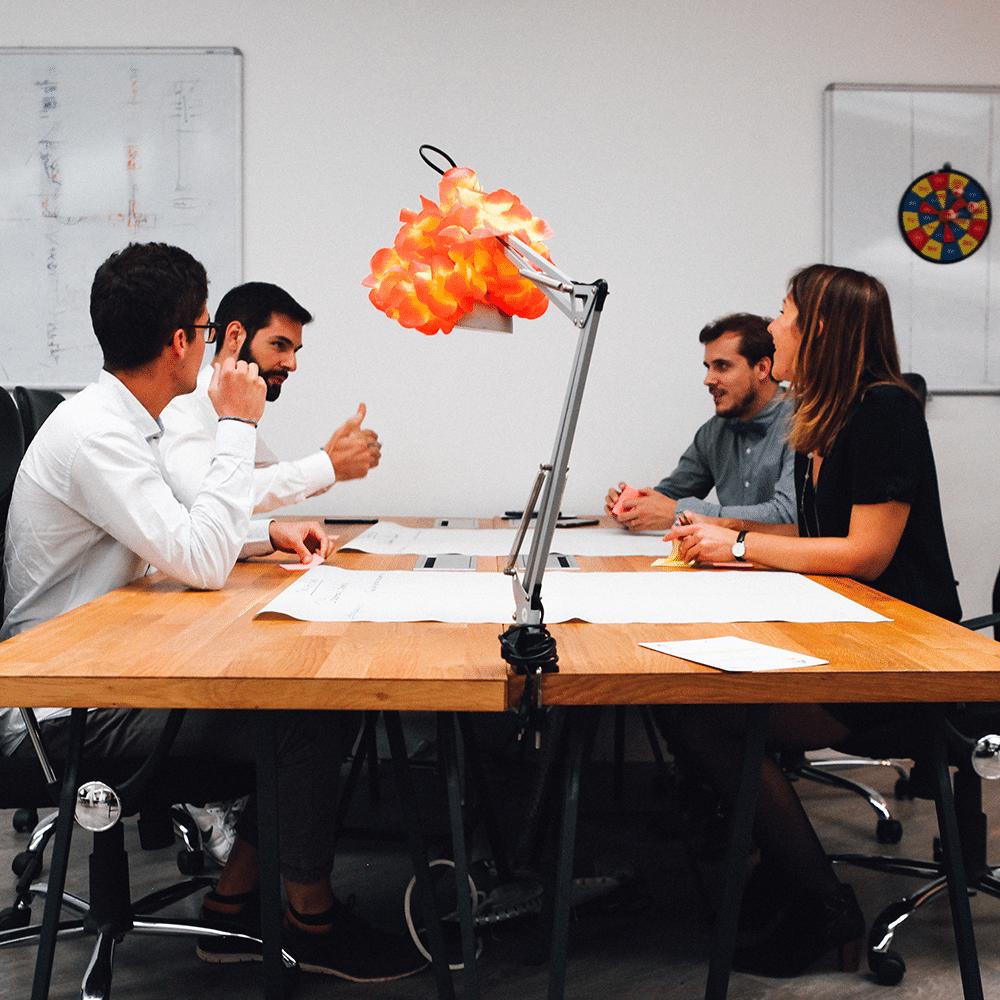 Culture d'entreprise et co-construction