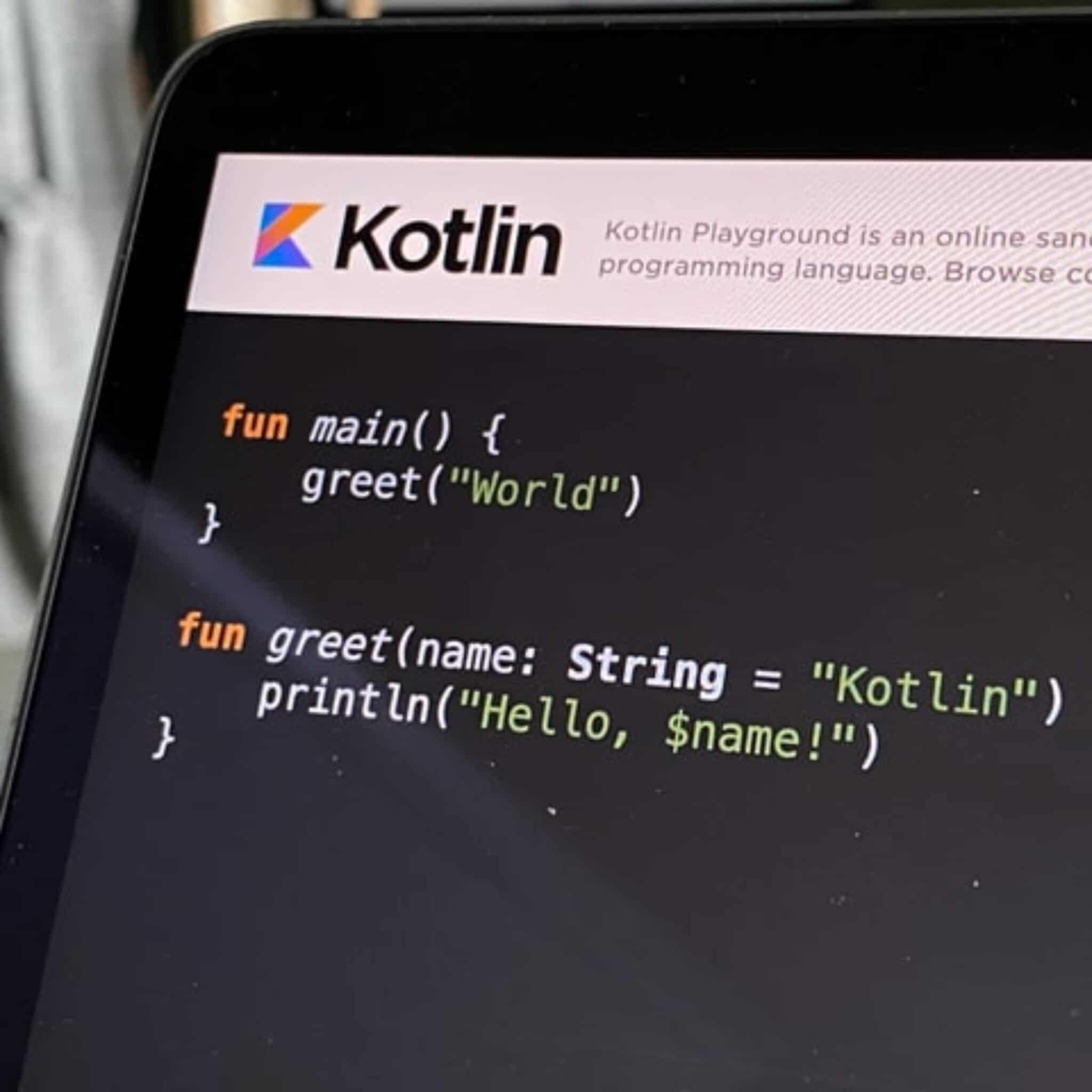Stack mobile Kotlin